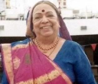 Sameer Rajda's mother