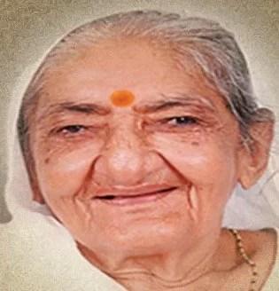 Asaram's mother