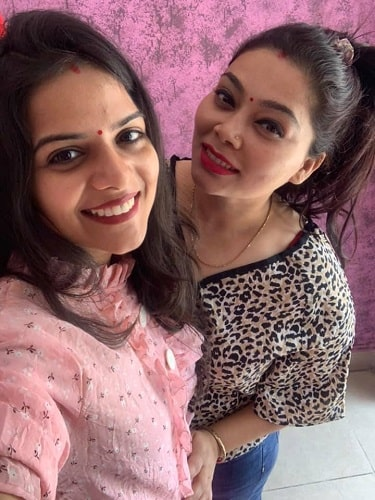 Rahul Vohra's wife and sister