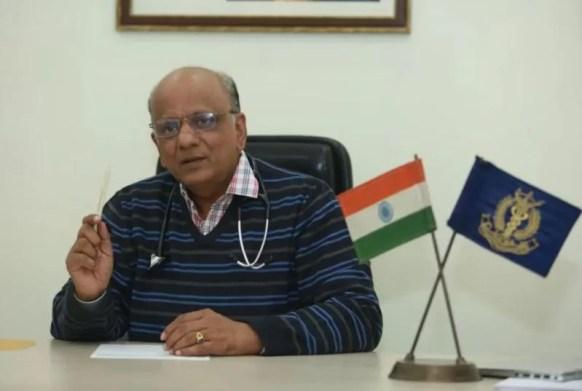 Dr. K. K. Aggarwal