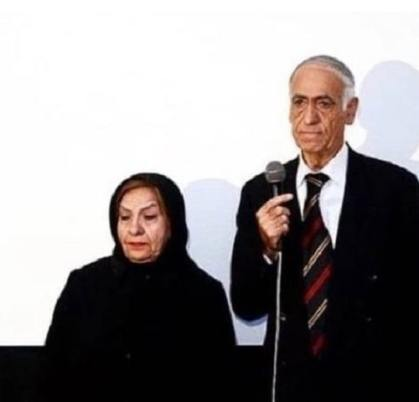Babak Khorramdin's parents