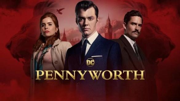 Pennyworth (2019)