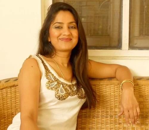 Rajnigandha Shekhawat's sister