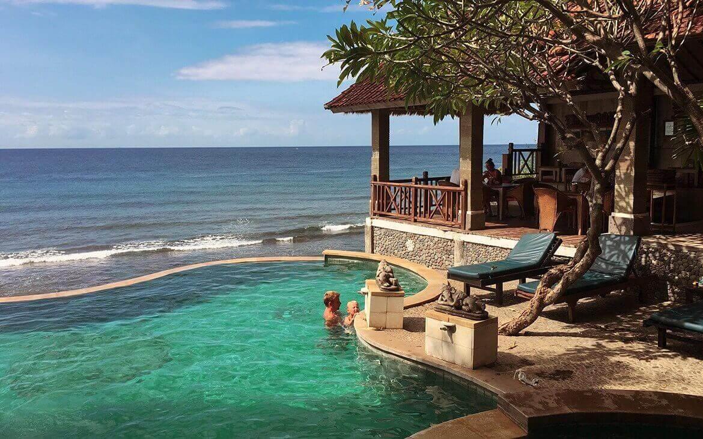 Wawa-wewe, Amed, Bali, Indonesia