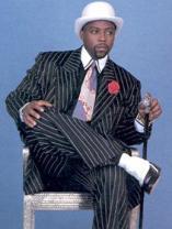 """Nate Dogg. Encarte de """"G-Funk Classics, Vols. 1 & 2"""""""