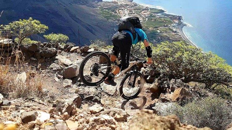 Skills section - La Gomera – Trails & Hippies