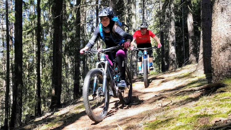 Girls Camp Freeride Mountainbike