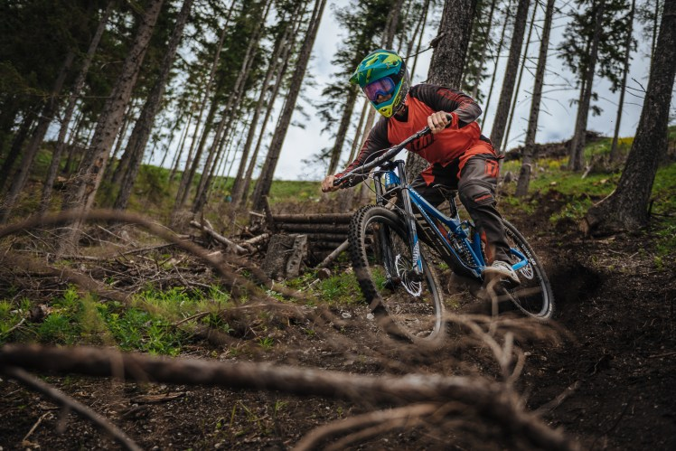Downhill Manuel Gruber Kids Training Bikepark