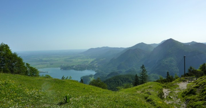 Pionierweg, Sachenbach Trail