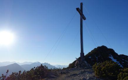 Herzogstand Süd-Trail, Freeride MTB