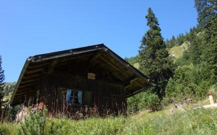 Kuchelberg Hütte