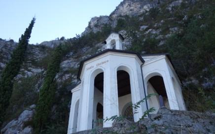 Chiesa Santa Barbara Trail