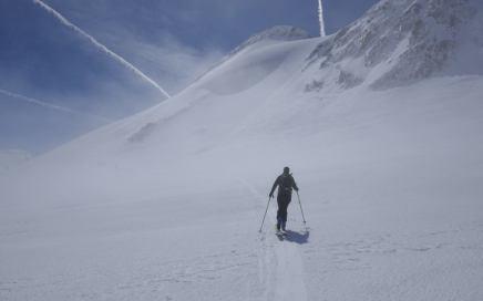 Zuckerhütl, Wilder Pfaff Skitour