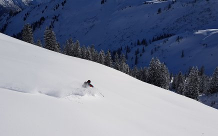 Steinkar, Freeride Skitour