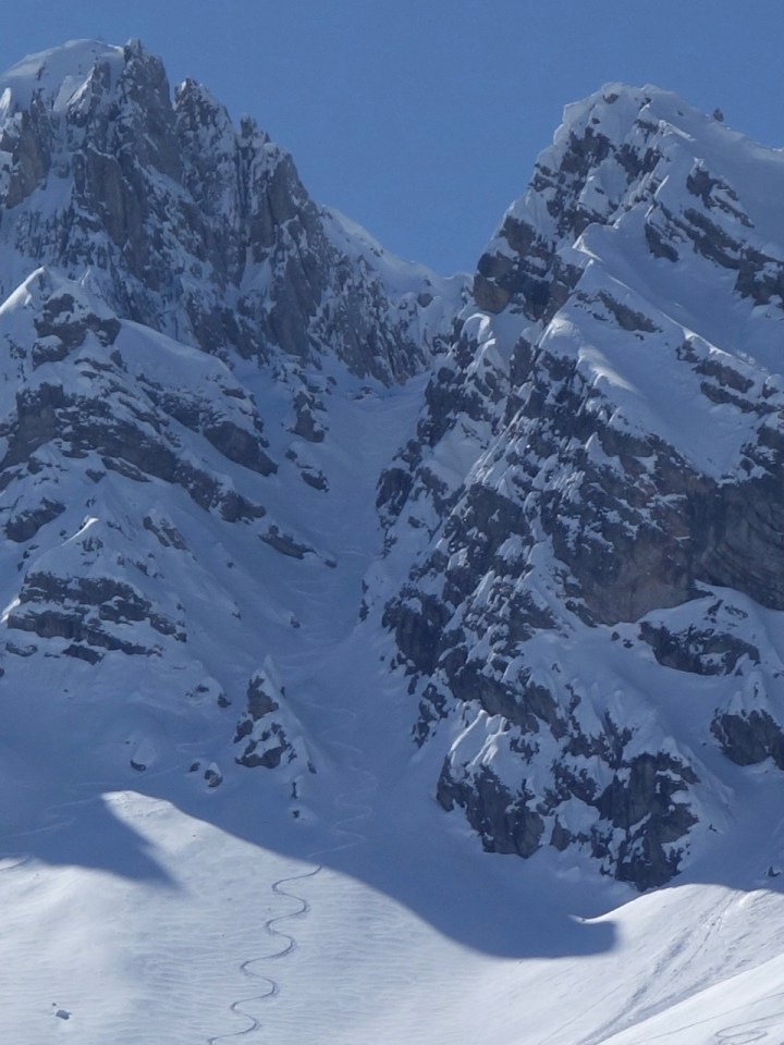 Reitherspitze, NO-Couloir