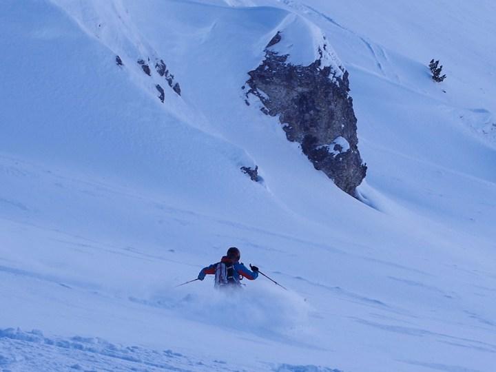 Action im Nord-Kar