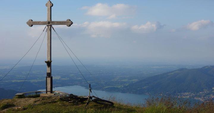 Mangfall, Tegernsee Reloaded, Trailklassiker im Abendlicht
