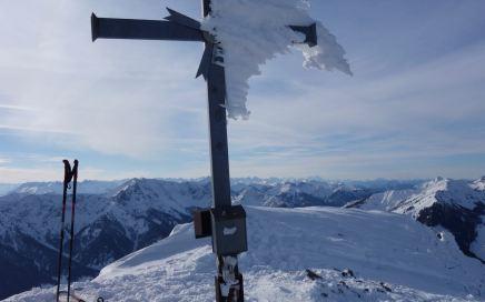 Gipfelblick, Großer Traithen