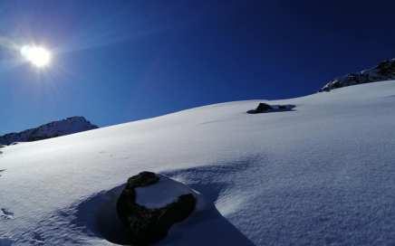 Davos Klosters 2020/21 Pre-Season Snow Conditions