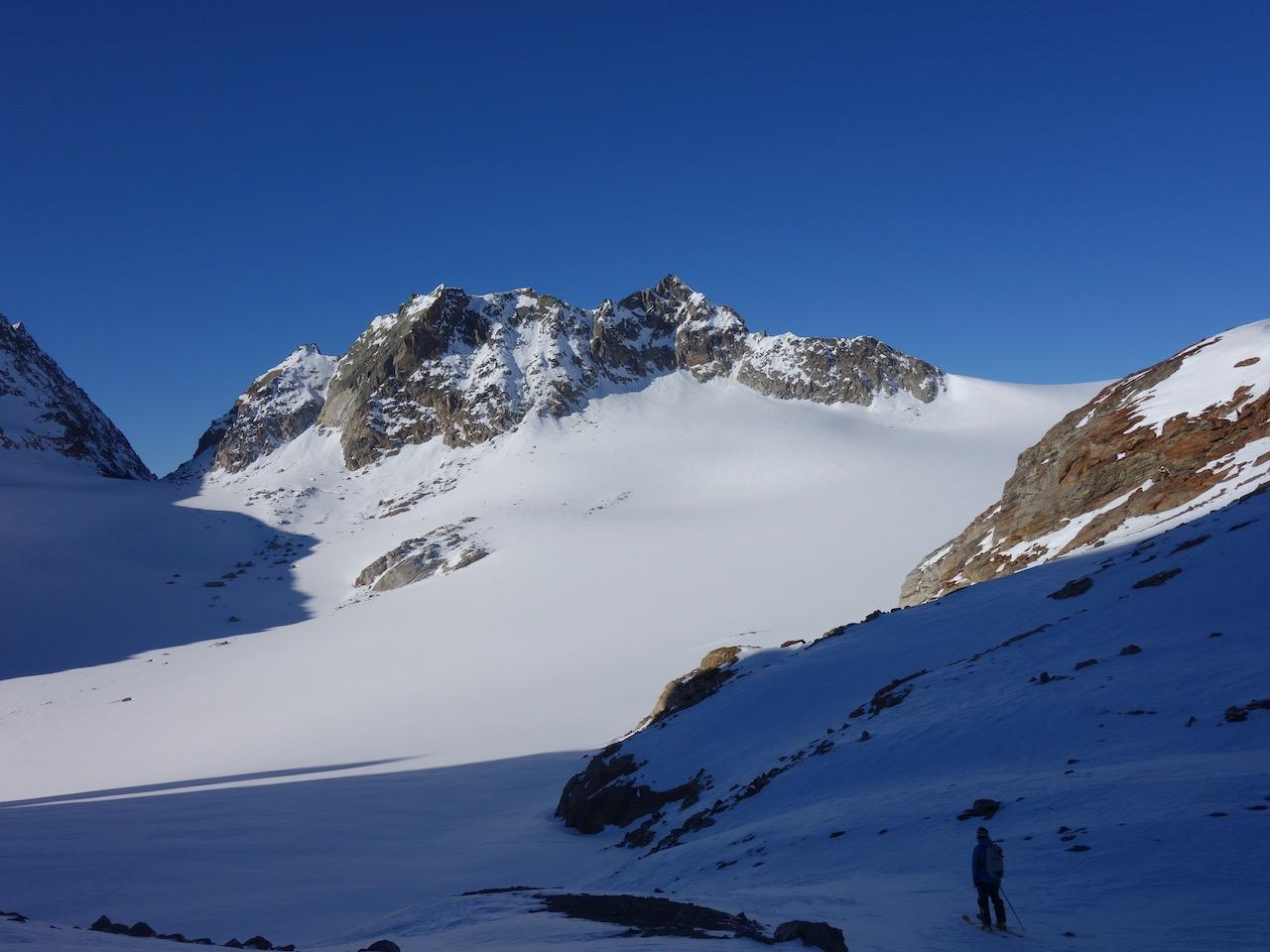 Silvrettagletscher, Davos Klosters