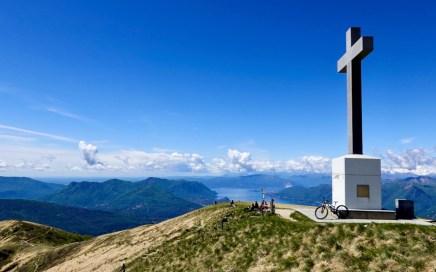 Monte Lema, Traumpfad mit Haken