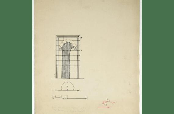 Al-Darwishiya drawing