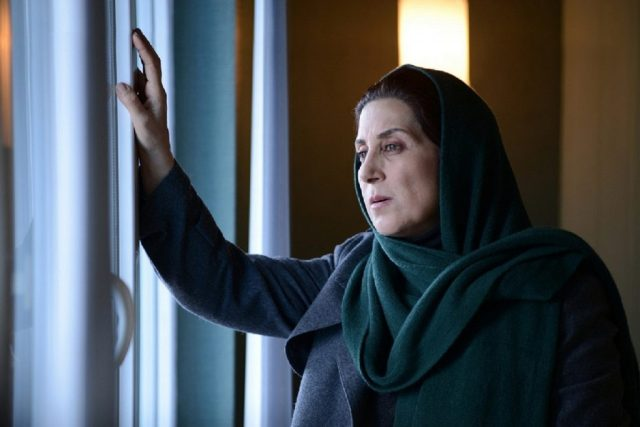 "Fatemeh Motamed-Arya in ""Avalanche"""
