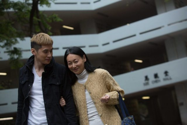"Meet Kara Wai and Carlos Chan at the world premiere of ""Happiness"" on Friday, July 15."