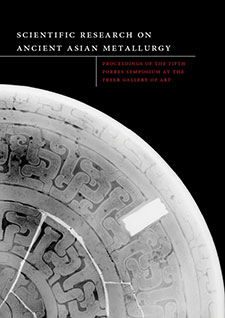 book cover for Scientific Research on Ancient Asian Metallurgy