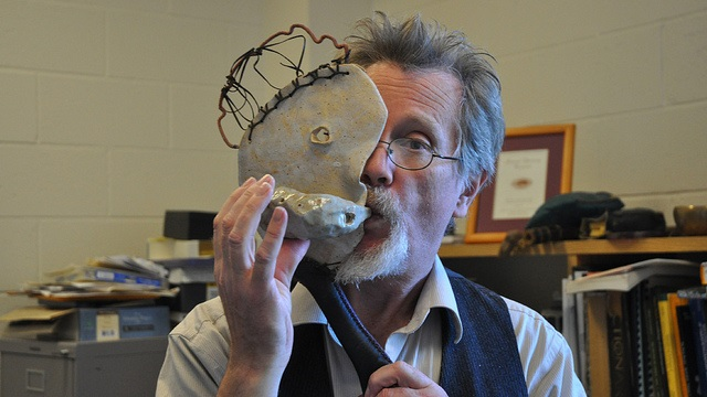 Photo of Norman Lowrey, Professor Emeritus of Music at Drew University in New Jersey