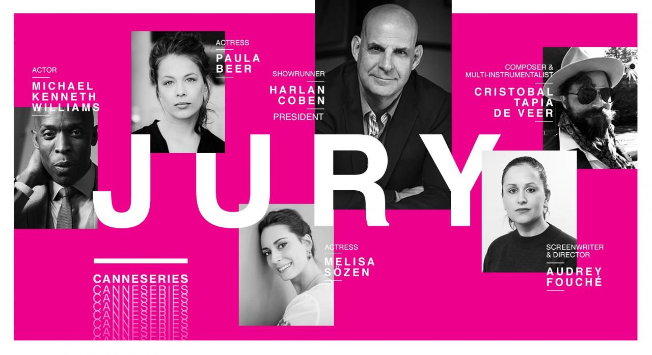 """""""Cristo is part of the jury at CANNESERIES (FR) April 4th-11th"""
