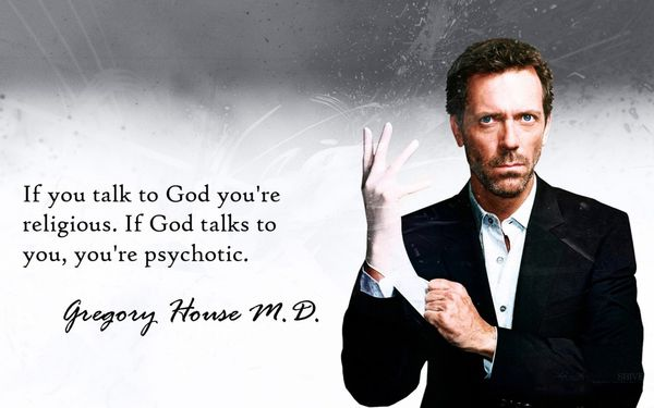 House MD - psychotic
