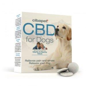 Cibapet CBD voor honden tabletten