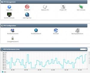 Web Panel Screenshot