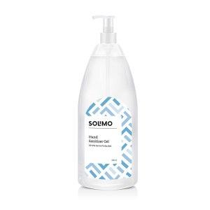 Amazon Brand - Solimo Hand Sanitizer Gel