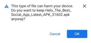 Helo App Referral Code 02