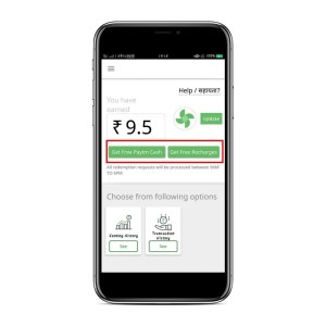 How to Redeem Money from Taskbucks App