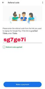 Google Pay Referral Code 04