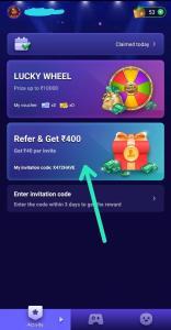 Plaisa App Refer and Earn 01