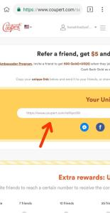 Coupert Refer and Earn PayPal Cash 07