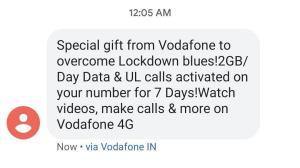 Vodafone Free Internet Tricks 001