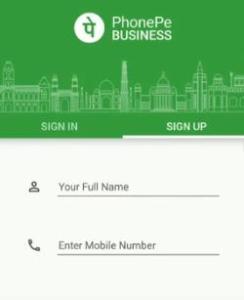 Create PhonePe Merchant Account 01