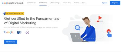 Google Academy Free Courses 02