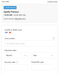 Spotify Premium Subscription For Free 03