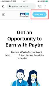 Paytm Service Agent 01