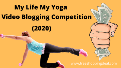 My Life My Yoga Competition 2020