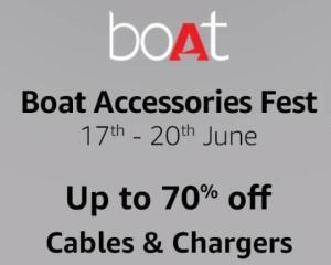 Amazon Boat Accessories Fest Sale