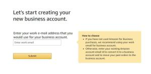 Amazon Business Account 02
