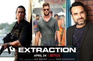 Extraction Movie Free