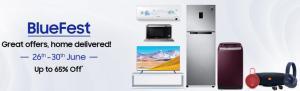 Samsung BlueFest Sale